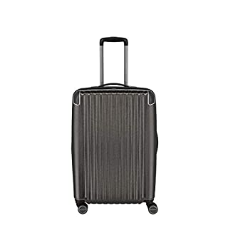 TITAN Hand Luggage, Grey (Anthrazit Metallic), 67 centimeters