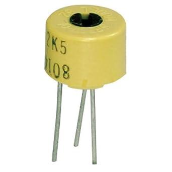 25x 150 Ohm//1 W Wirewound-Power Résistance 10/%