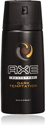 Axe Deodorant Body Spray Dark Temptation Mens Fragrance 150ml 5.07oz (12 Pack, Dark Temptation)