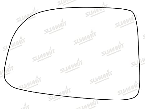 LHS Summit SRG-1141 Fits Kia Carens Replacement Mirror Glass