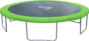 Pure Fun Dura-Bounce 14-Foot Outdoor Trampoline