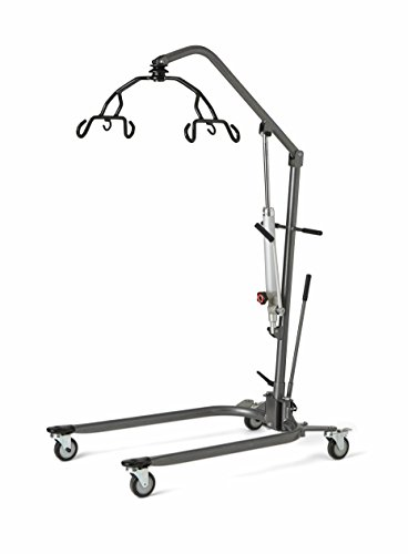 Medline Hydraulic Patient Lifts, Standard Clearance by Medline
