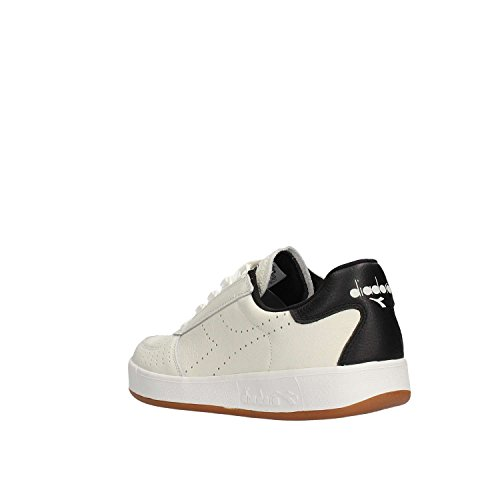Black Optical White Hombre Zapatillas Elite Premium para Diadora L B 0zqwngA