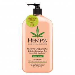 (Hempz Sugared Grapefruit and White Raspberry Tea Moisturizer 21oz)