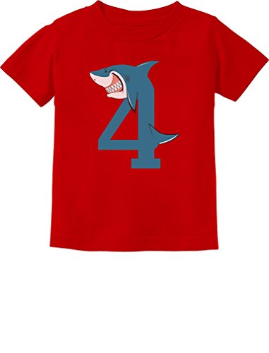 Party Ideas - 4th Birthday Shark Party Gift for