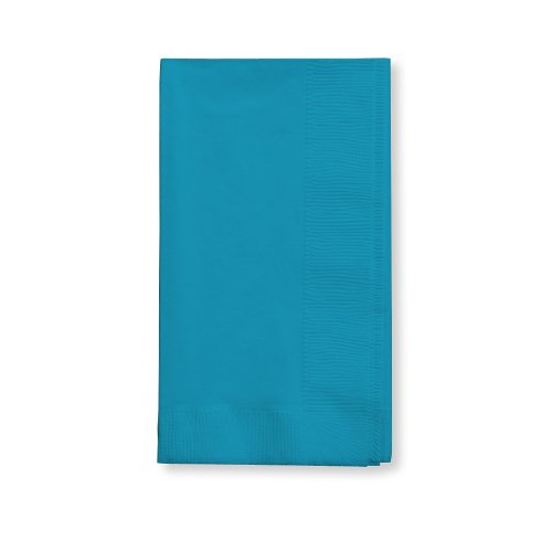 Creative Converting Dinner Napkins Turquoise