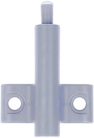 blanco y gris para cocina adelante y atr/ás puerta mosquet/ón cierre suave blanco caj/ón Supertool amortiguadores de cierre silencioso 15 unidades