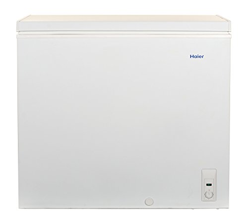 Haier HF71CM33NW Capacity Chest Freezer