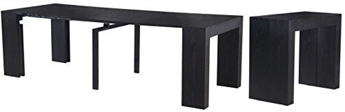 Wood Extending Dining Table - 3