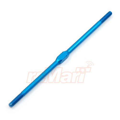 Yeah Racing 7075 Aluminum Steering Turnbuckle Shaft 3 x 93mm For Tamiya M05 M06#TAMC-007BU