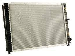 Premium New Radiator for Volvo 940 (1992-1995) and 740 (1992)