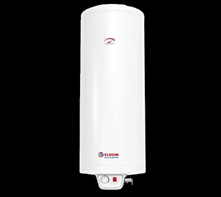 80 L electric hot water heater cylinder tank enameled unvented ...