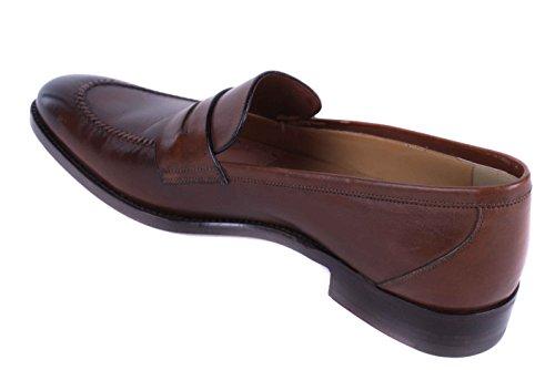 Alexander Herren Schuhe Vollleder Handgefertigt Braun Gr. 41,5 #13