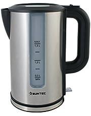 Suntec Wellness WAK-8304 Bollitore, 3100 W, Acciaio Inox