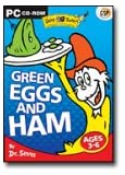 Dr Seuss Green Eggs & Ham
