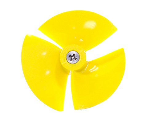 Dolphin Diagnostic Cleaner Pool - Dolphin Impeller with Screw (Yellow)