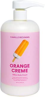 product image for Camille Beckman Silken Body Cream, Orange Creme, 16 Ounce