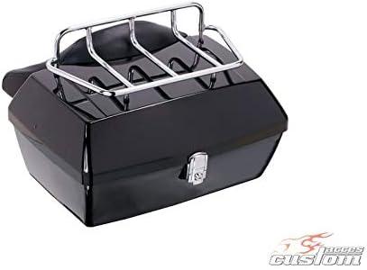 Customaccess AZ1414N Top Case Travel Customacces 43L Harley Davidson Sportster 1200 Custom XL1200C 04-19