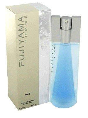 Fujiyama Homme FOR MEN by Succes De Paris - 3.3 oz EDT Spray (Paris De Succes)