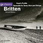 Benjamin Britten: Noye's Fludde Op. 59 / Serenade