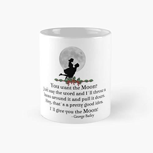 Its A Wonderful Life 110z Mugs
