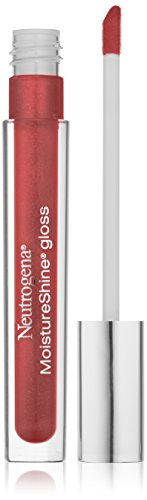 Neutrogena Moistureshine Gloss, Berry Fit 400, .12 Oz