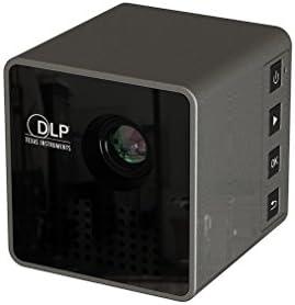 Proyector de Video con Pantalla DE 70 Pulgadas, Mini proyector ...