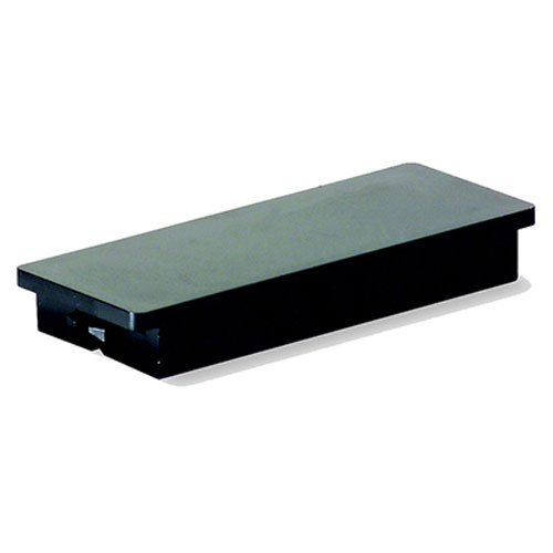Square D by Schneider Electric HOMFPCP Homeline Filler Plates, 3-Pack ()