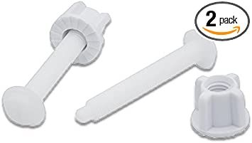 Twist Mounting Kit for WC SEAT STAINLESS STEEL-Type