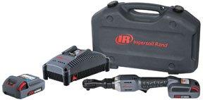 Ingersoll Rand R3150-K22 Cordless Ratchet with 2 Li-on Ba...