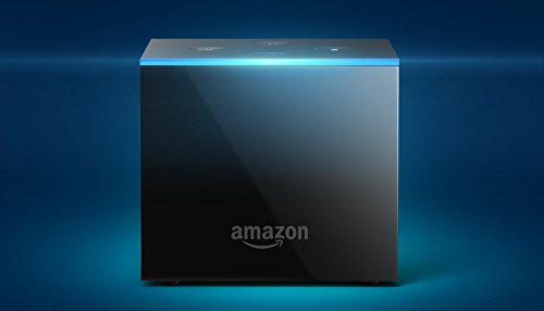 Fire TV Cube | Hands-Free with Alexa and 4K Ultra HD | Streaming Media Player