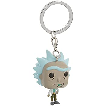 Amazon.com: Funko Pop Keychain Rick and Morty Action Figure ...