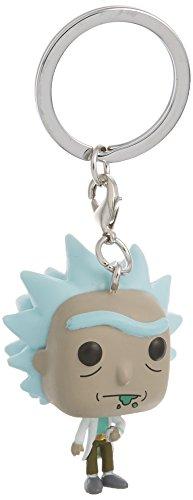 Funko Pocket Keychain Rick & Morty Rick (12916)