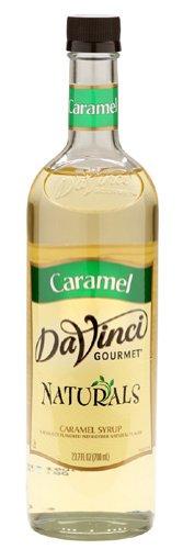 Da Vinci flavor syrup Naturals caramel 700ml