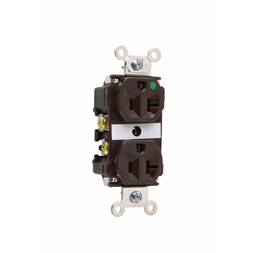 Legrand-Pass & Seymour 8300 TR-8300 - Tamper-Resistant Compact Duplex Receptacle 20A (Pass & Seymour Compact Outlet)