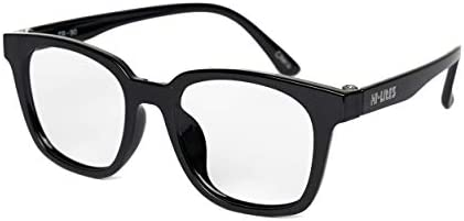 HI-LITES 特殊効果 光変化/光拡散メガネ ハート効果レンズ 交換可能なレンズスタイル