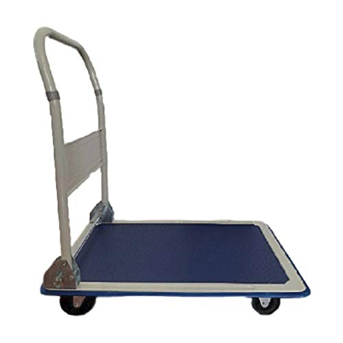 Platform Dolly Cart Hand Heavy Duty Pro Rolling Transporter Lightweight Industrial Foldable & eBook