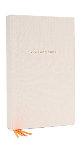 kate spade new york Word to the Wise Journal, Escape the Ordinary