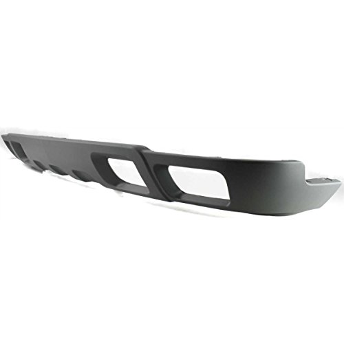 Diften 199-A0458-X01 - New Air Dam Deflector Valance Front Primered Full Size Truck Avalanche Chevy (Dams Air Truck)