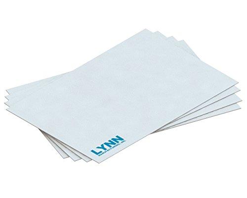 Gasket Paper, Superwool Plus, 2100F, Small Sheets, 15'' x 24'' x 1/8'', 4  pcs/pkg