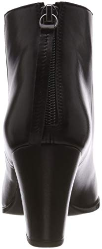 Femme Black Black Noir Bottines Leiki Unisa Bottes na et Souples AOxvYF4q