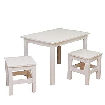 Dannenfelser Möbel® 3-teilige Kindersitzgruppe LA MER robuste ...
