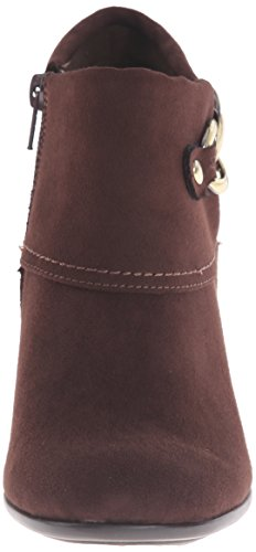Ankle First Aerosoles Women's Role Boot Brown Fabric pAqS1xt