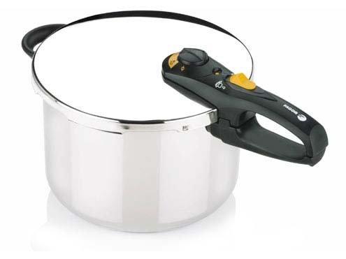 Fagor DUO 8 Quart - Multi-Setting Pressure Cooker