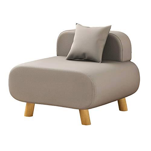 Amazon.com: LQQGXL - Sillón europeo para sofá, patas de pino ...