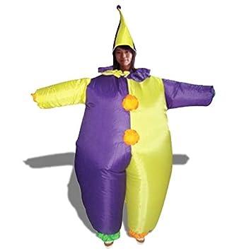 inflable payaso hinchable disfraz: Amazon.es: Juguetes y juegos