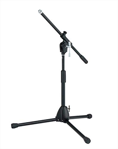 TAMA MS205STBK Low Profile Boom Stand, Black (