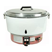Thunder Group GSRC005L 50 Cups Rice Cooker - Propane Gas