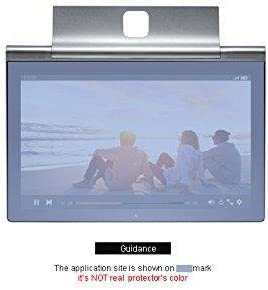 New Gilrajavy Liphobia Yoga Tablet 2 Pro Screen Guard Hi Clear Clean Protect