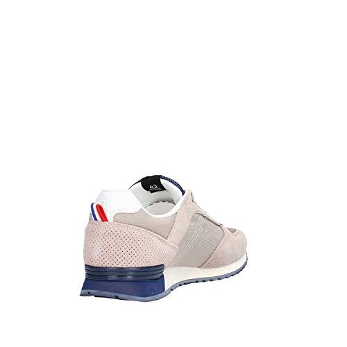 Sneakers Tracol Colmar Scarpe Blue Gray Lacci 41 Blu Grigio Uomo aqqPZFw